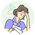 生理前、月経前に起こりやすい、めまい