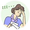 生理前・月経前の眠気